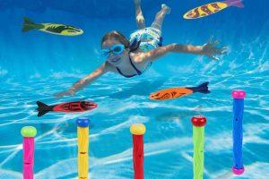 Los 8 mejores juguetes para piscinas